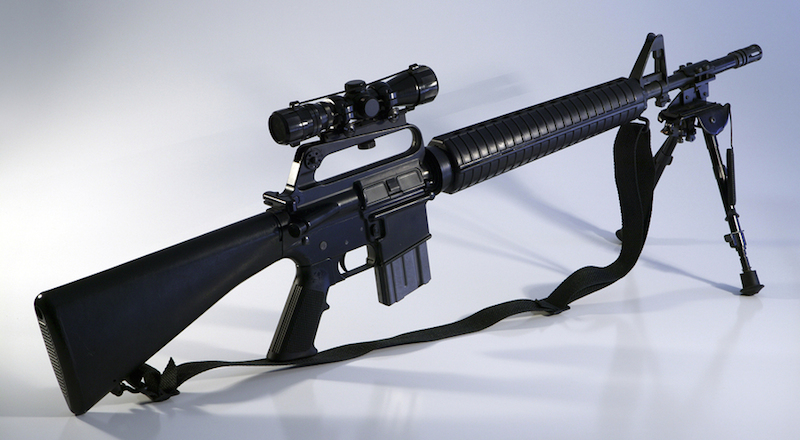 best bipod for ar-15