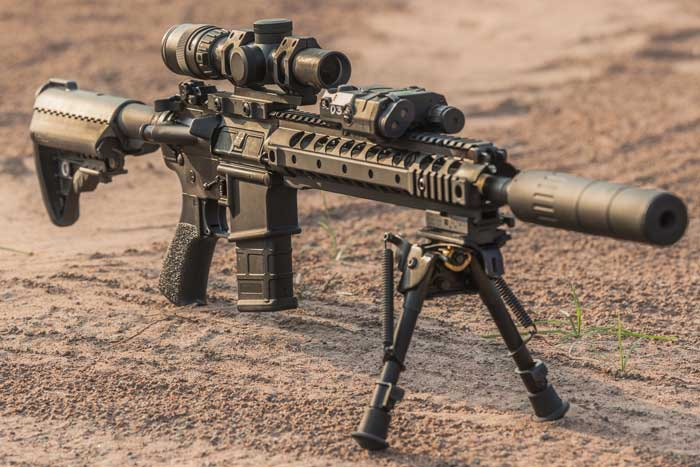 Top 9 Best Rifle Bipod Reviews Definitive Guide For 2017