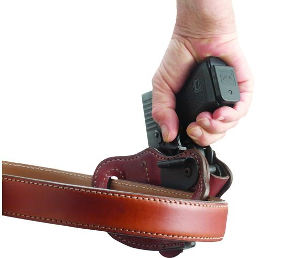 Aker Leather Concealed Carry Gun Belt Review