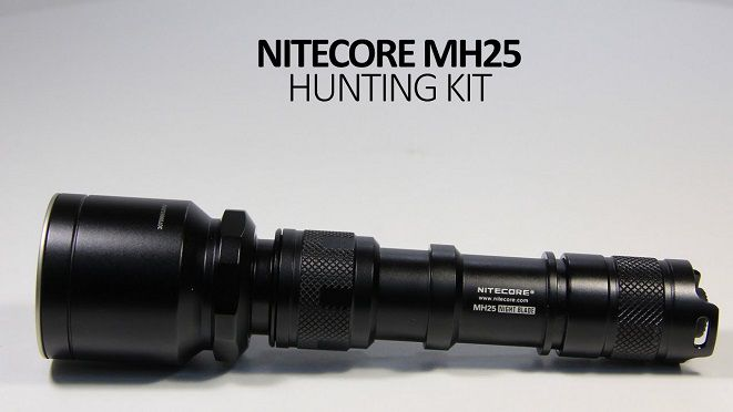 nitecore mh25 review