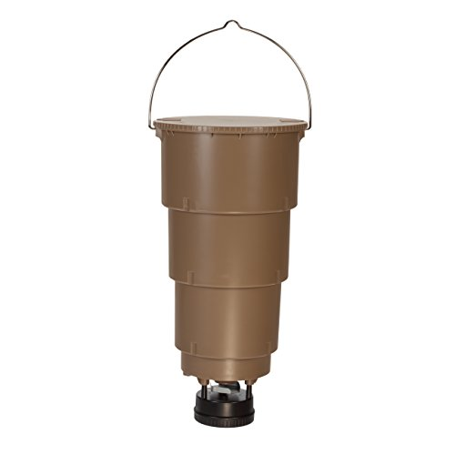 ez hunting gallon feeder game deer browse for shop sale outdoors plate dinner wildlife feeders moultrie fill feed