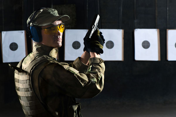 best shooting glass reviews