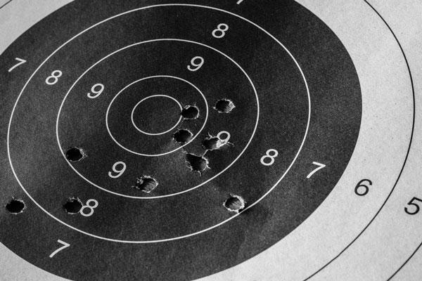 best shooting target