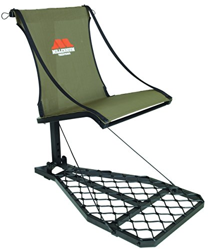 Millennium Treestands M100U Loc-On Lite Hang-On Tree Stand
