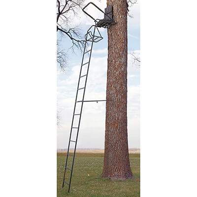 Guide Gear 16 foot Deluxe Ladder Stand
