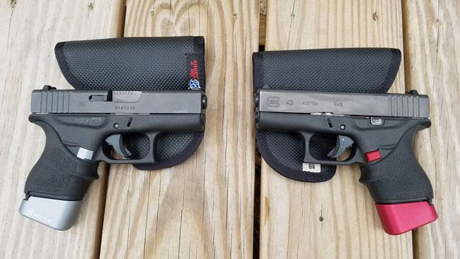 glock 43 vs 25