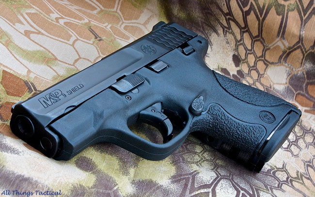m&p shield vs springfield xds vs glock 43