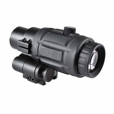 AT3 Tactical RRDM 3X Red Dot Magnifier with Flip-to-Side Mount