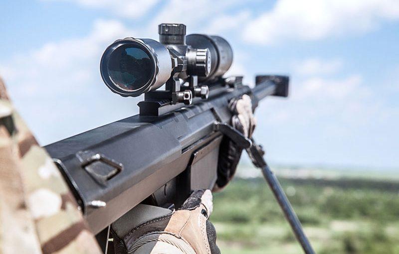 best mil dot scope under 500