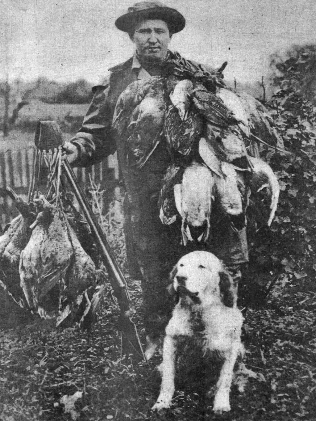 oregon duck hunter