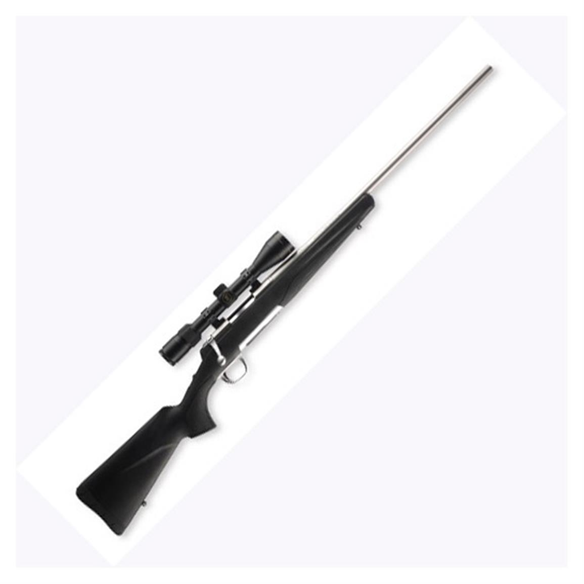 Browning® X-Bolt Stainless Stalker Bolt-Action Rifle