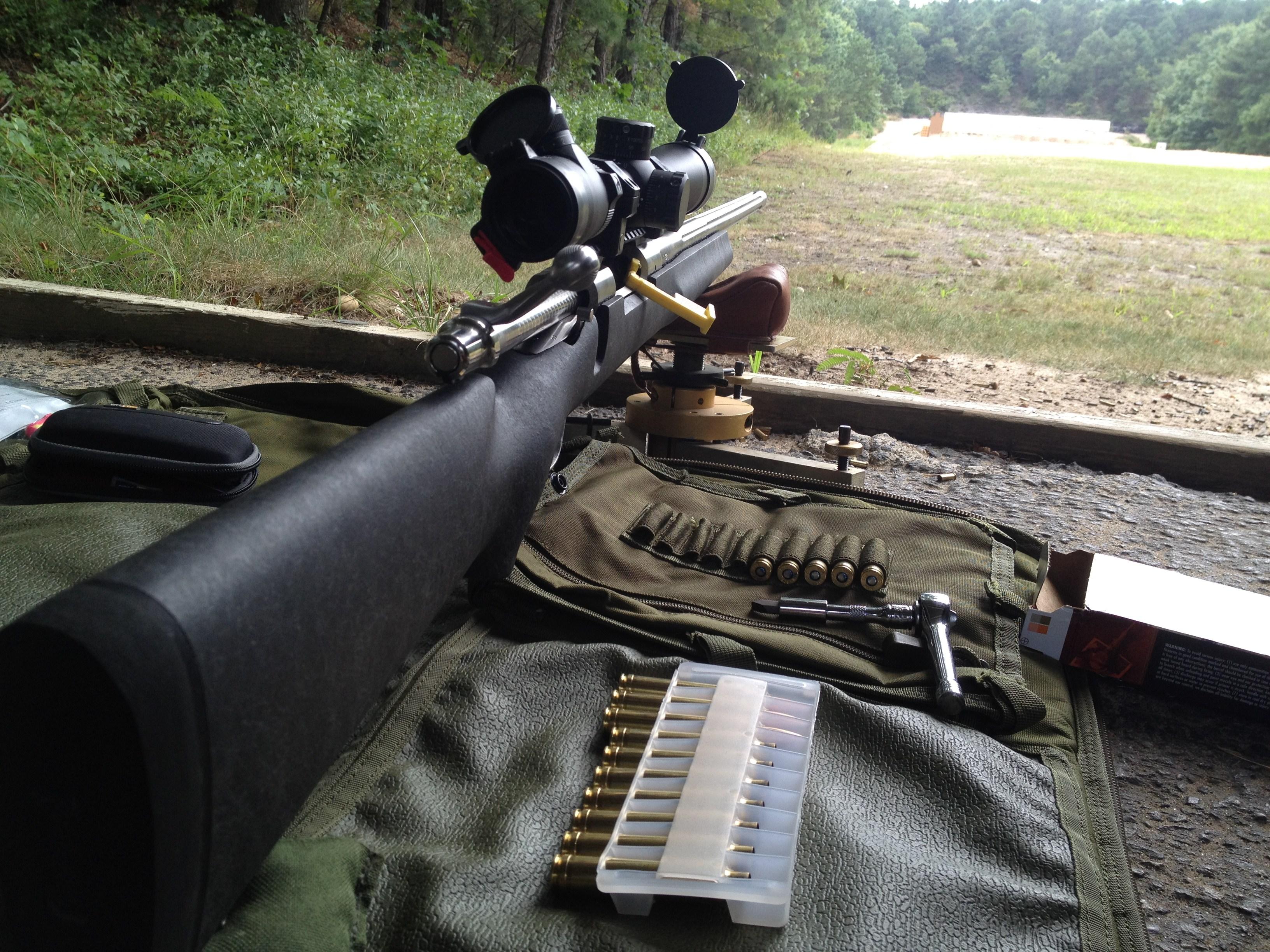 Beanfield Sniper Remington Sendero SF II