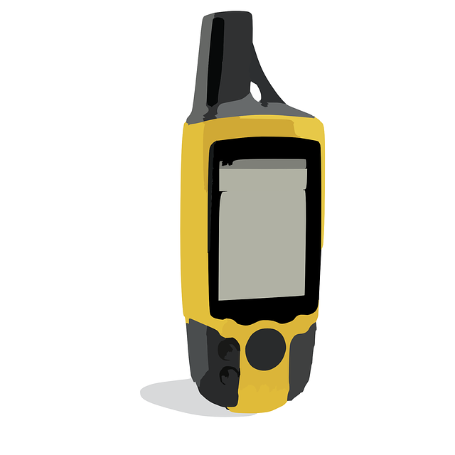 graphic illustration of the best handheld gps for hunting and fishing